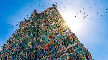 Complete Tamil Nadu Tour