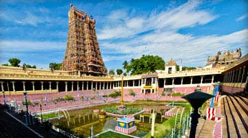 Heritage tour of South India