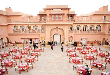 Chomu Palace Jaipur