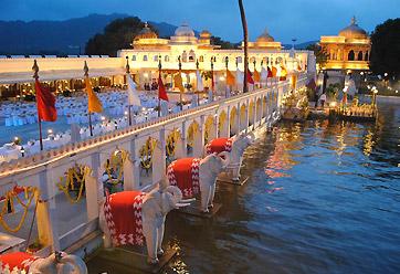 Jagmandir Island Palace, Udaipur