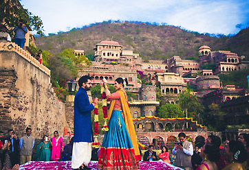Neemrana Fort Palace Alwar
