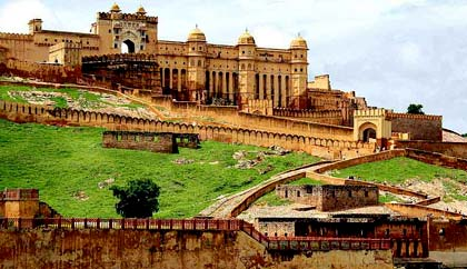 Classical Forts and Palaces Tour of India