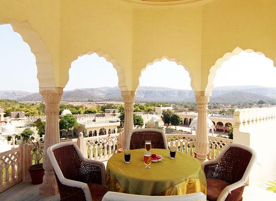 Alsisar Mahal Jhunjhunu, Rajasthan Dining option