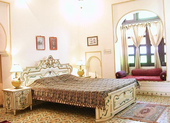 Bassi Fort Palace Chittorgarh Room