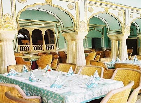 Bhadrawati Palace Rajasthan Dining