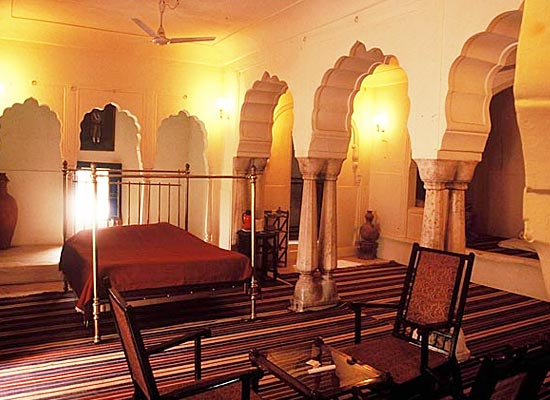 Bhadrawati Palace Rajasthan Room