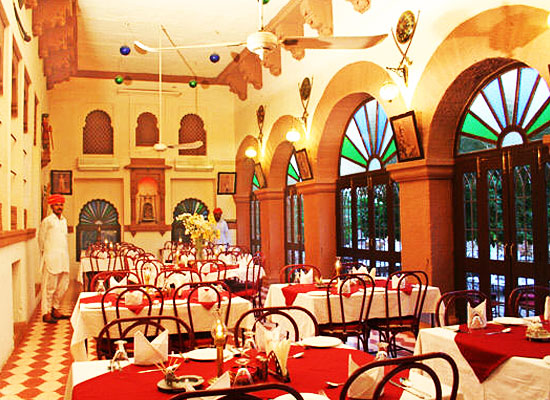 Fort Chanwa Jodhpur Restaurant
