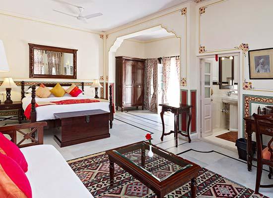 room at Rohet Garh Hotel Rohet, Rajasthan