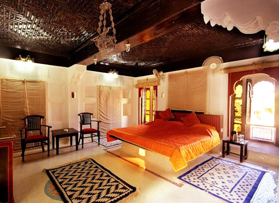 Lal Niwas jodhpur bedroom