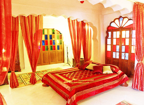 Fort Pokharan Jodhpur Room