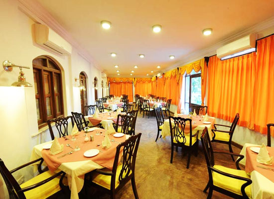 Restaurant at Fort Khejarla Jodhpur