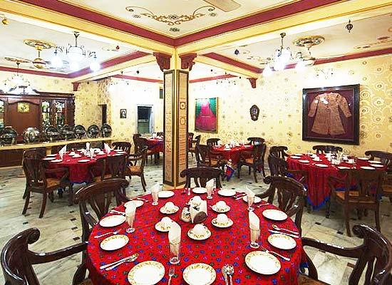 Restaurant at Ravla Bhenswara Jalore, Rajasthan