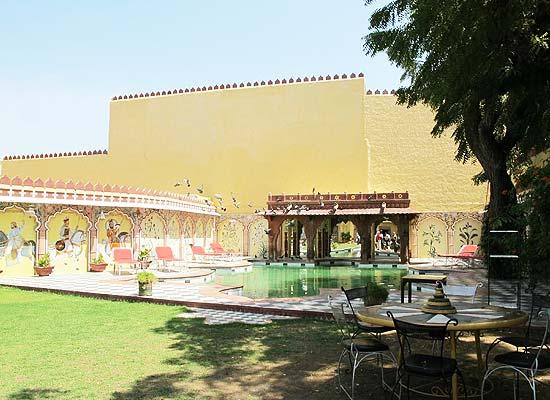 Garden View at Ravla Bhenswara Jalore, Rajasthan