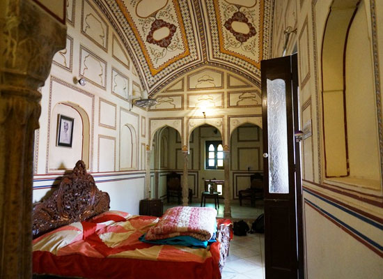 Fort Madhogarh Jaipur Room
