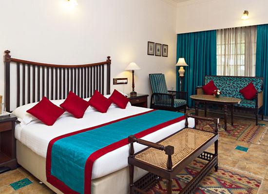 Jehan Numa Palace Bhopal Room