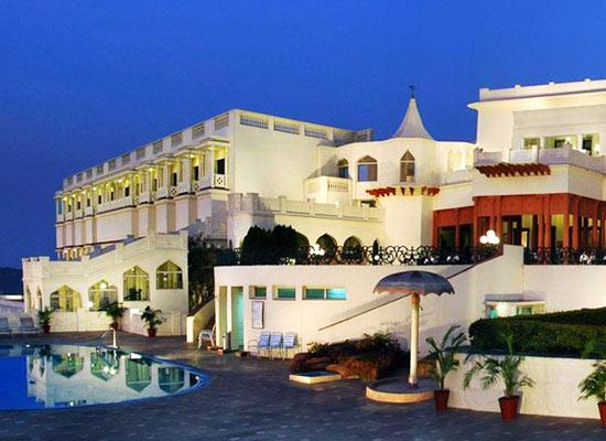 Noor us Sabah Palace bhopal facade