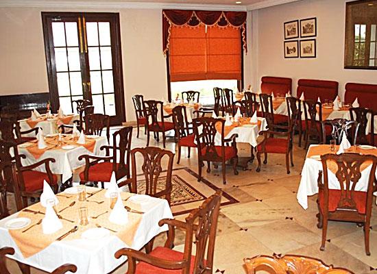 Hari Niwas Palace Hotel Jammu Restaurant