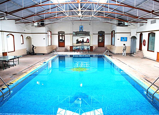 Hari Niwas Palace Hotel Jammu Swimming Pool