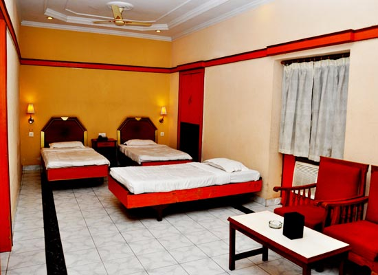 Rooms at Pallavi International Varanasi