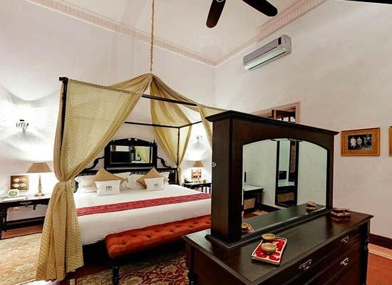 Nadesar Palace varanasi bedroom
