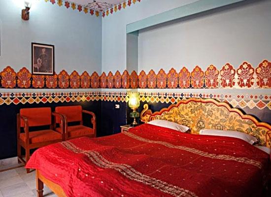 Krishna Prakash Heritage Haveli Jodhpur Room