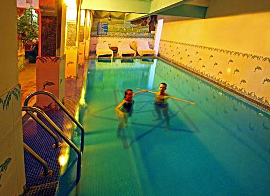 Swimming Pool at Krishna Prakash Heritage Haveli Jodhpur