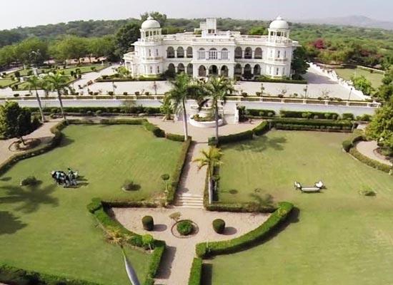Balaram Palace Resort Gujarat Outside View