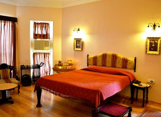 Balaram Palace Resort Gujarat Room