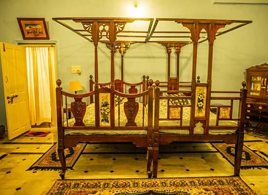 Garden Palace Hotel Gujarat Room