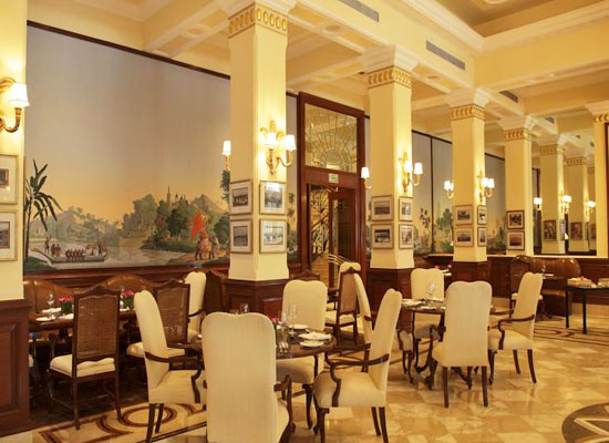 The Imperial Hotel Delhi Restaurant
