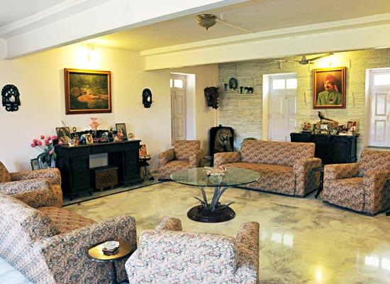 Bhavani Villa Gujarat Sitting