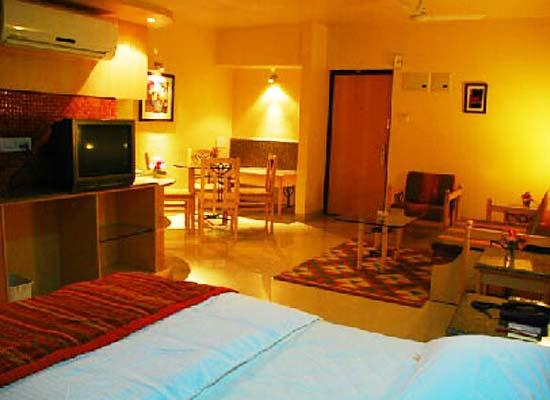 Rooms at Rajvant Palace Resort Rajpipla, Gujarat