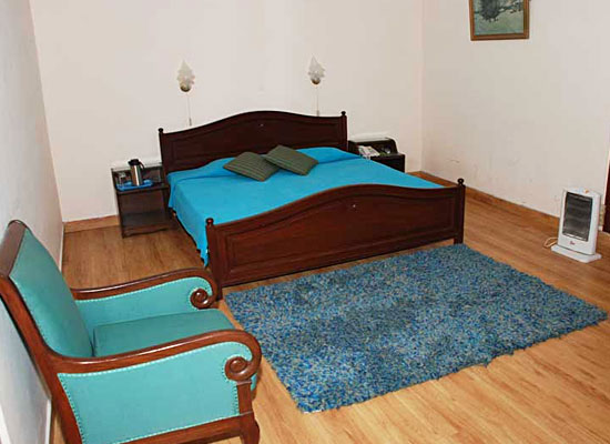 Hotel Alasia kasauli bedroom