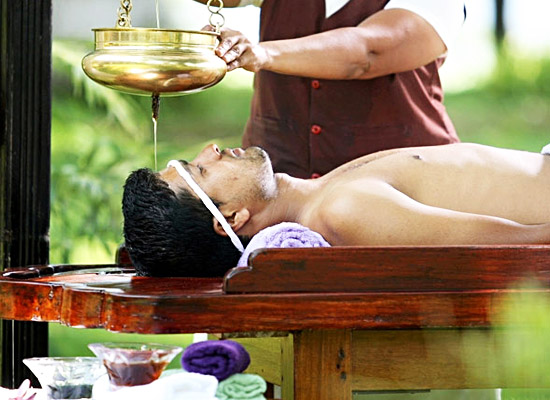 Hotel Punnamada BackWater Resort alleppey spa therapies