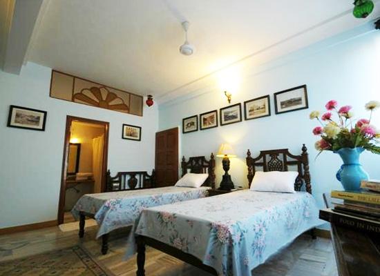 Room of Pal Haveli Jodhpur