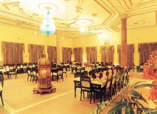 Basant Vihar Palace Bikaner Restaurant
