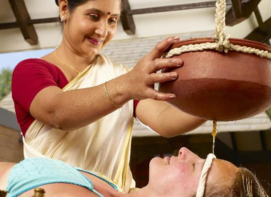 Ayurveda therapies at Poovar Island Resort Kerala