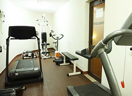 Health center at Residency Tower Kerala