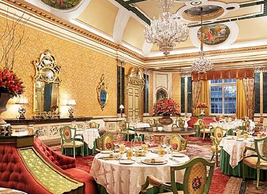 Rambagh Palace Jaipur Dining