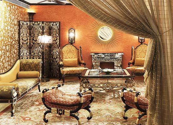 Rambagh Palace Jaipur Sitting