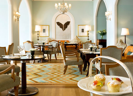 Taj Mahal Hotel Mumbai Dining