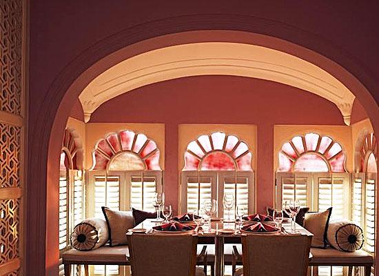 Jai Mahal Palace Jaipur Sitting Area