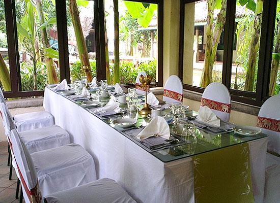 INDeco Hotels Swamimalai Kumbakonam Dining