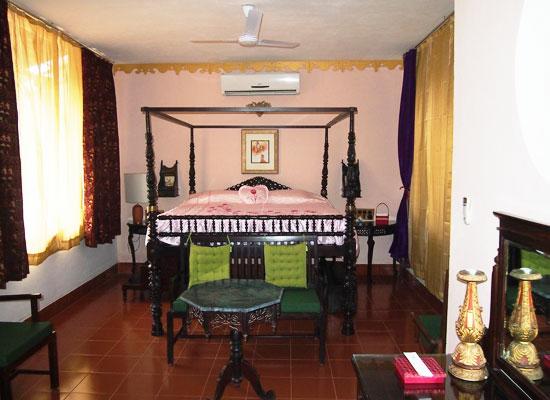 INDeco Hotels Swamimalai Kumbakonam Room