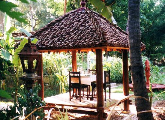 INDeco Hotels Swamimalai Kumbakonam Sitting Area