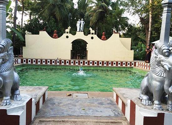 INDeco Hotels Swamimalai Kumbakonam Outside View