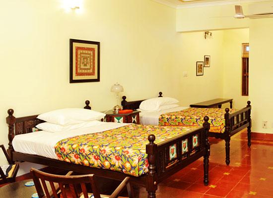 The Bangala Karaikudi Tamil Nadu Room