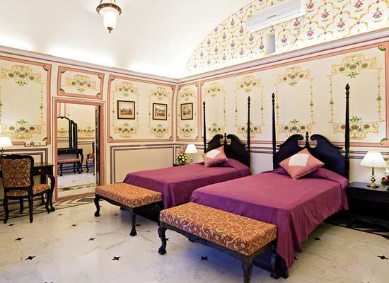 Castle Kanota jaipur room