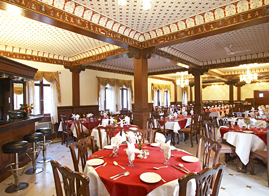 Amar Mahal Orccha Restaurant