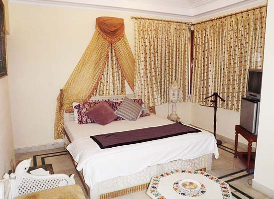 Room at Orchha Resort